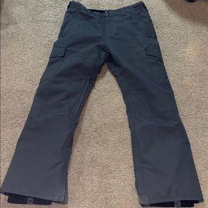 """Billabong Men's """"Hammer"""" Snowboard Pants"""